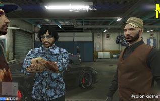 SALONIKIOS Ep. 07: Οι μαχητές των δρόμων του Λος Σάντους!