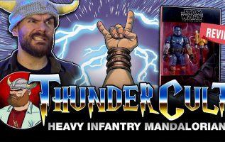 Heavy Infantry Mandalorian Review - ThunderCult