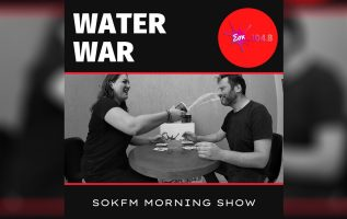 WATER WAR || GAME || SokMorningShow