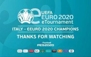 eEURO UEFA 2020 2