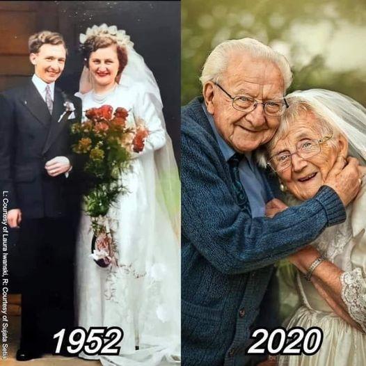 Κάποιες αγάπες κρατάνε για πάντα!... 1
