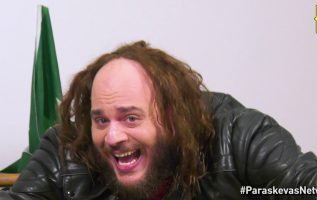 ΠΑΡΑΣΚΕΥΑΣ S03E12: Αυτή είναι η 90's τηλεόραση που θέλει πίσω ο Άρχοντας του Σκότους!