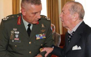 Σε μια απίστευτη κίνηση προχώρησε ο 97χρονος βετεράνος του Β' Παγκοσμίου Πολέμου... 2