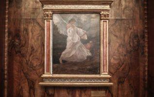 Από σήμερα, το θρυλικό έργο του Νικολάου Γύζη «Δόξα» ανήκει σε όλους τους Έλληνε... 4