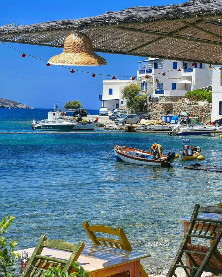 AMORGOS island Greece !!... 1
