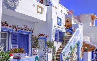 Kythnos island #Greece !!. Photo by @anna_travelholic... 2