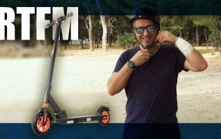RTFM#83 - KUGOO KIRIN S1 Electric Scooter