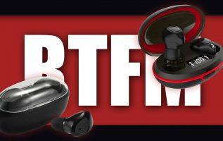RTFM#85 - Bluetooth Earphones