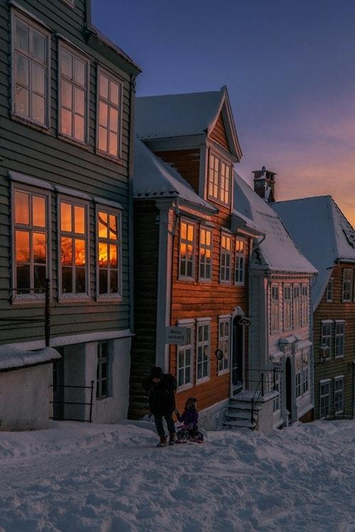 Scandinavian winter.... 1