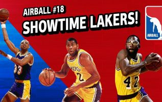 Showtime Lakers! - Airball #18
