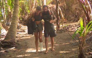 Survivor 2021 | Με σπασμένο πόδι η Σοφία | 02/03/2021