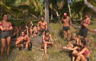 Ένταση μετά την ήττα στην παραλία των Κόκκινων   Survivor   09/03/2021
