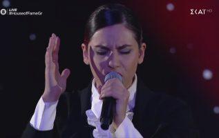 Βένια Καραγιαννίδου - Λιώμα σε γκρεμό  | Live 1 | House of Fame | 26/02/2021