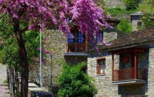 Πανέρμορφη Εικόνα .... Τι όμορφα σπίτια !!... 6