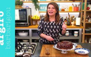 Κέικ σοκολάτας, εύκολο και αφράτο της Αργυρώς   Αργυρώ Μπαρμπαρίγου