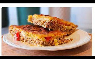 Κιμαδοπιτα ξεχωριστή της Γκολφως ,θα πάθετε πλάκα όταν την δοκιμάσετε,minced meat pie,the  best pie