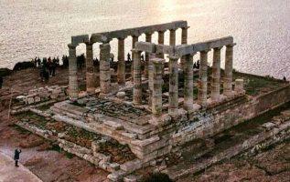 Σούνιο - Ναός του Ποσειδώνα !!... 2