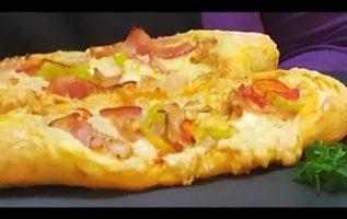 Πεινιρλι  σαν σε ξυλοφουρνο ,η καλύτερη συνταγή ,δεν θα την αλλάξετε με άλλη, κάνει και για πίτσα !