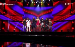 Το medley του δεύτερου γκρουπ | House of Fame | 16/04/2021