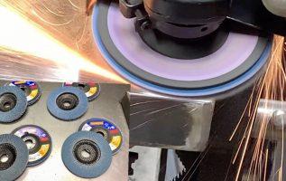 Τροχισμα κολλησης με δίσκους λείανσης grit .... πληρη ανάλυση τρόπου και σειράς λείανσης