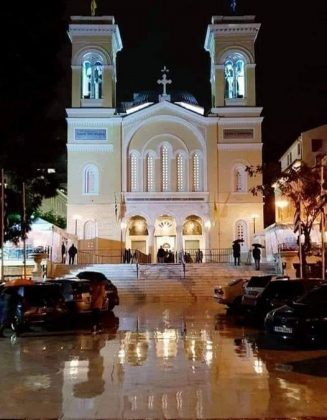 Η εκκλησία του Άγίου Σπυρίδωνα στον Πειραιά !!!! Χρόνια πολλά βοήθεια μας !!... 3