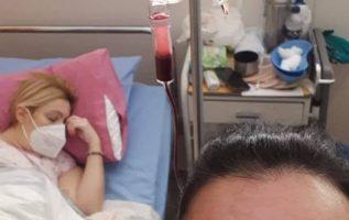 Η κοπέλα στη φωτογραφία είναι συνασθενής και στην ίδια ηλικία βρίσκετε στο νοσοκ... 5
