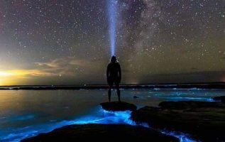 Βιοφωτιστικά νερά στο Jervis Bay, Νότια Ουαλία... 2