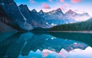 Banff, Alberta, Canada : calibreus... 6