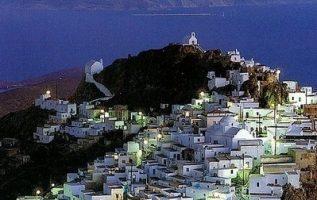 Full moon over Serifos island #Greece !!.... 4