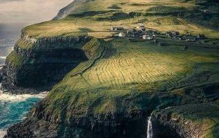 Gásadalur, Faroe Islands... 4