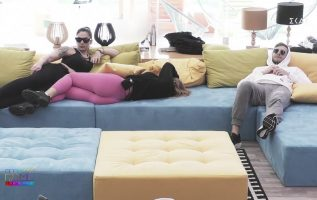 House Of Fame | Ο Γιώργος Ντίνος μιλά για τα συναισθήματα και τον θαυμασμό που τρέφει για την Βένια
