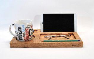 How we make it! Desk organiser by Empnoia! Ενεργοποιήστε τους υπότιτλους!