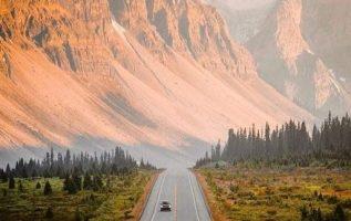 Icefields Parkway in western Canada :Jake Guzman... 18