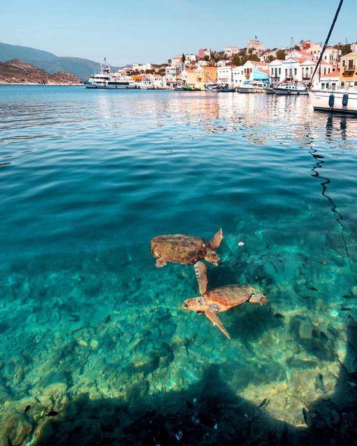 Kastelorizo island #Greece !!.... 1