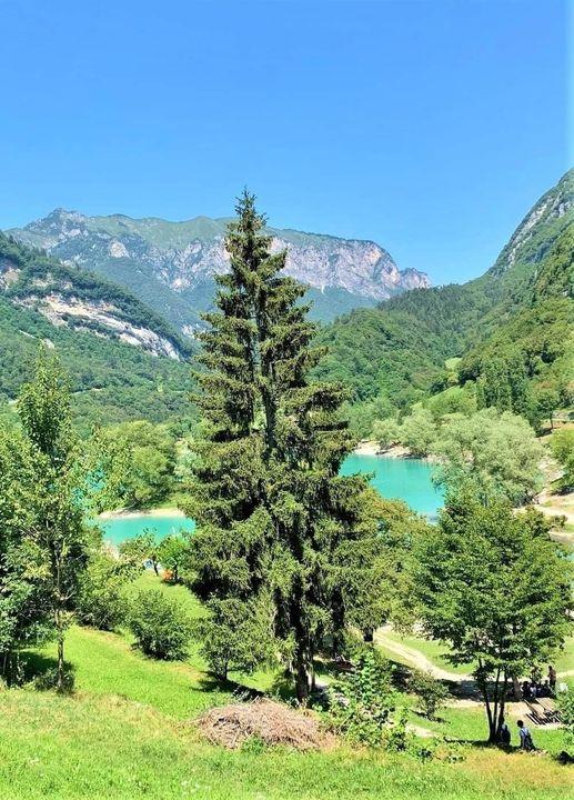 Lago di Tenno,Trentino Italy... 1