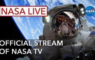 NASA Live: Official Stream of NASA TV 5