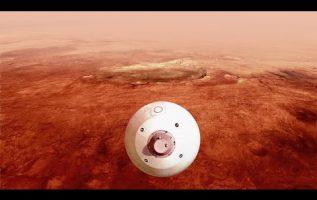NASA Previews Perseverance Mars Rover Landing 1