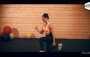 QuickFit: Τέσσερις απλές ασκήσεις για αρχάριους