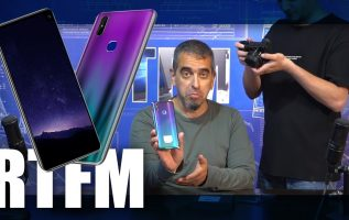 RTFM#58 - Cubot Max 2 - Μάξιμουμ σε μέγεθος οθόνης κινητό