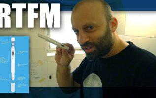 RTFM#63 - Ο Ηλίας Φουντούλης δοκιμάζει το νερό της τουαλέτας μας