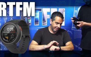 RTFM#64 - AMAZFIT Verge - Το νέο μου καθημερινό ρολόι