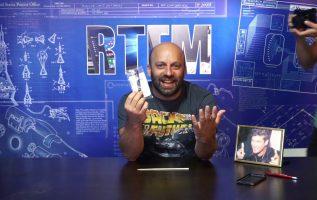 RTFM#67 - Φωτοπολυμεριζόμενη κόλλα ft. Ηλίας Φουντούλης