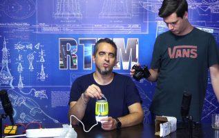 RTFM#68 - Προσελκύστε ή διώξτε τα έντομα (ακόμα το ψάχνουμε)