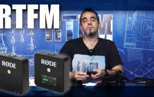 RTFM#71 - RODE Wireless GO - Αλλάζουμε τον ήχο μας