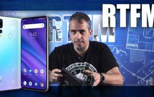 RTFM#73 - Umidigi A5 Pro: 8πύρηνο κινητό με 3 πίσω κάμερες με λιγότερο από 100 ευρώ; Γίνεται!