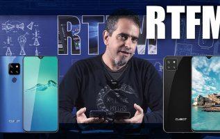 RTFM#75 - CUBOT P30 & X20 Pro με τριπλή πίσω κάμερα