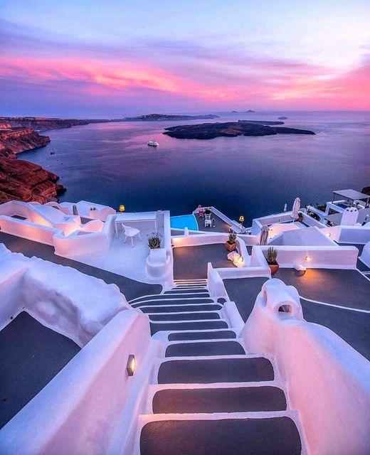 #Santorini.....It's magic !!... 1