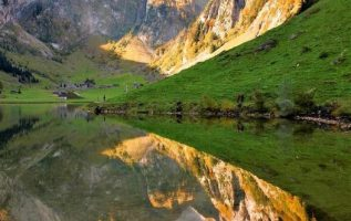 Seealpsee Switzerland... 3