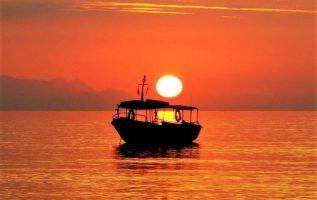 Sunset in Santorini,Cyclades Greece... 2