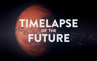 TIMELAPSE OF THE FUTURE: A Journey to the End of Time (4K) 3